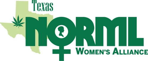 TexasNORML Women's Alliance Logo