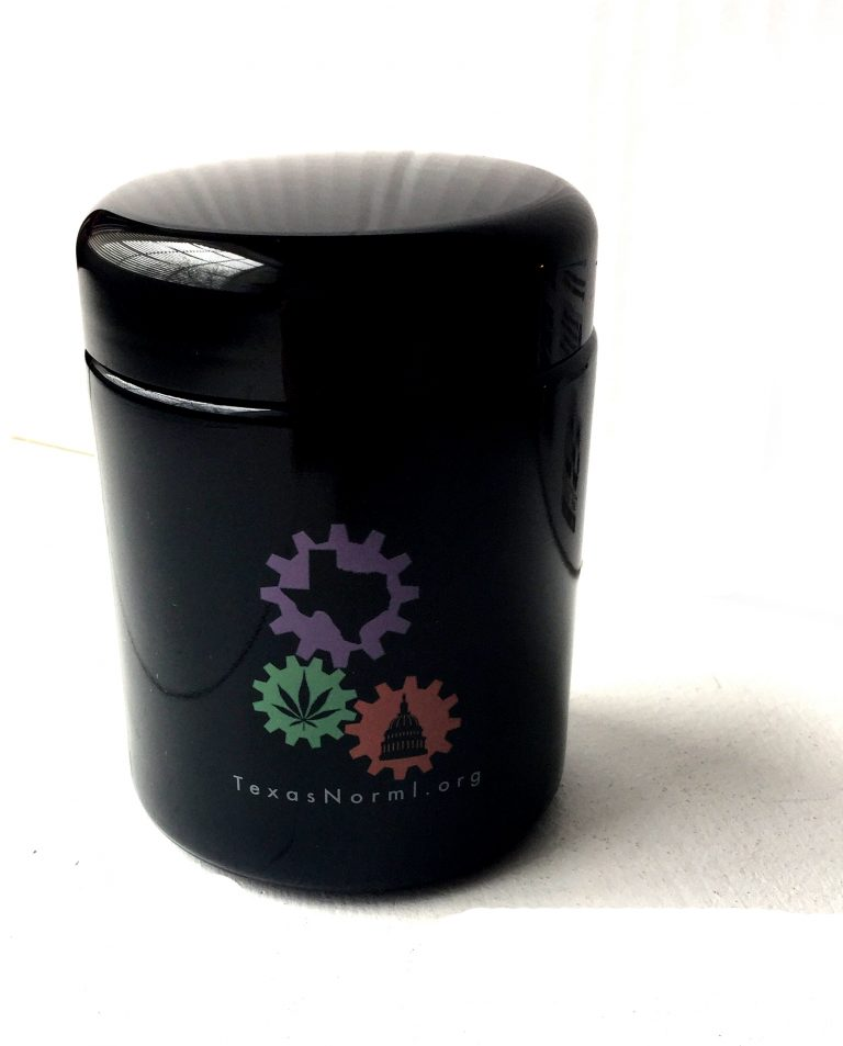 Gear Logo Decal UV Jar